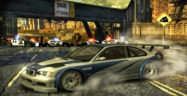 need for speed 2005